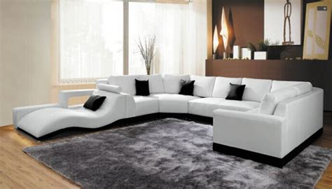 Buy Modern Corner Sofas And Leather