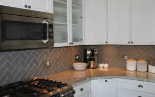 herringbone kitchen backsplash tile warehouse idea gallery