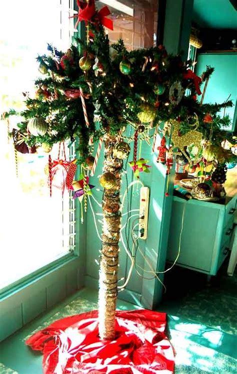 christmas palm tree  hawaii coastal christmas decor
