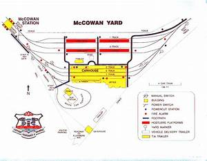 Ttc Track Diagrams - Transit Toronto