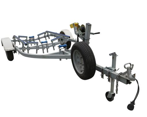 Small Aluminum Boat Trailer by Boat Trailer Use Europe Small Aluminum Boat Trailer Kit