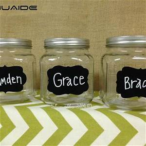 best chalkboard mason jar products on wanelo With best brand of paint for kitchen cabinets with mason jar stickers