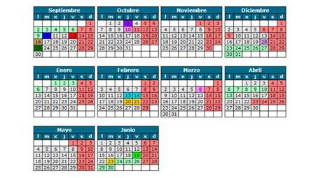 calendario escolar de aragon del curso