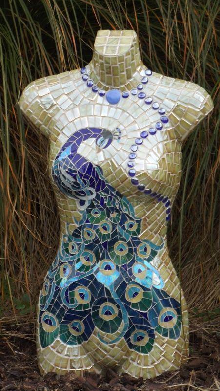 gorgeous mosaic torso httplometscom