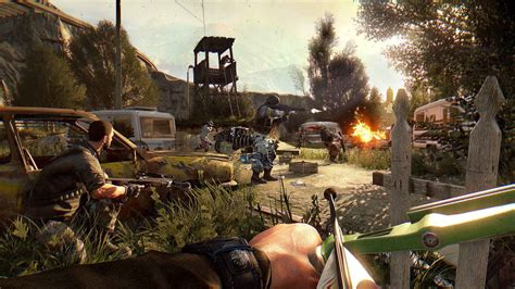 Dying Light by Dying Light Content Drop 2 Delivers Gun Silencer Today