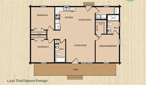 floor plans rp log homes