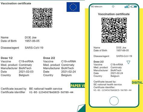 Visiem, kuri vēlēsies ceļot, vajadzēs digitālo zaļo sertifikātu. Vai to varēs saņemt arī ...