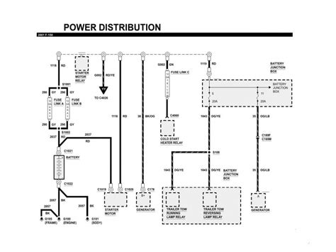 1998 ford f150 fuel wiring diagram wiring forums