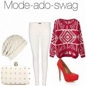 Tenue Tendance Femme : 25 best ideas about tenue swag on pinterest vetement ado fille swag mode adolescente and ~ Melissatoandfro.com Idées de Décoration