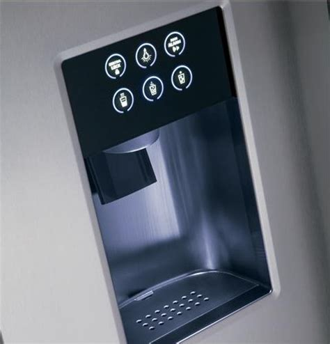 zispdkss monogram  professional built  side  side refrigerator  led lighting