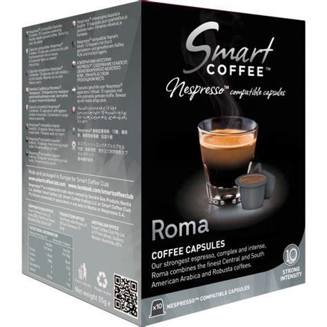 nespresso pack bureau coffee capsules