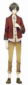 Pictures Anime Boy Full Body - DRAWING ART GALLERY