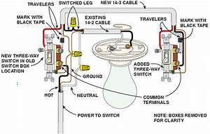 I Have And Existing Single Pole Switch That Is Wired Power