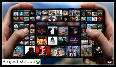 Project X Cloud Xbox Game Streaming Preview Novo ServiÇo