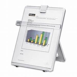 copy holders With fellowes workstation document holder