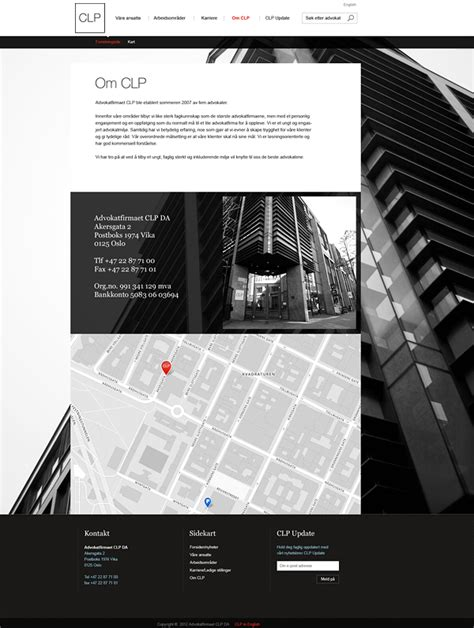 Law firm CLP on Web Design Served | Law firm, Legal