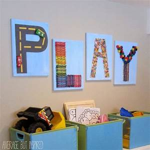 Best ideas about playroom wall decor on
