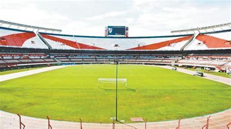 River Plate planea construir un nuevo estadio Monumental ...