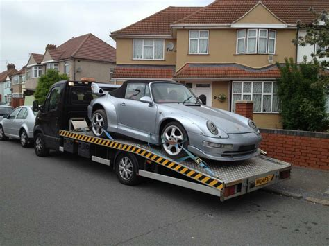 west london car tow breakdown transport recovery service