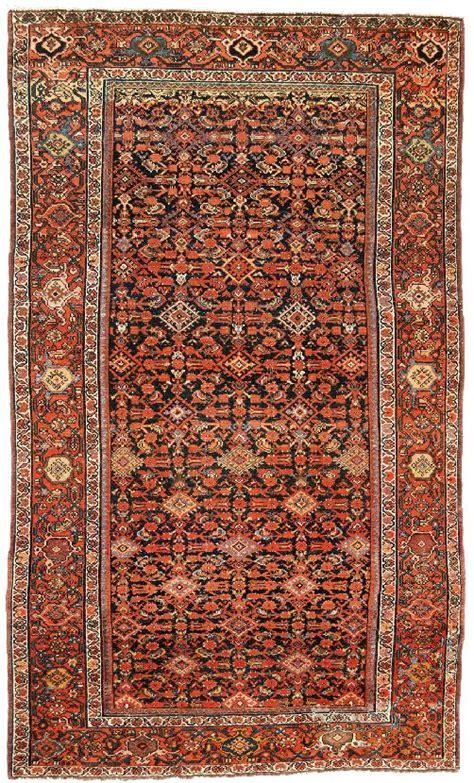 come riconoscere un tappeto persiano originale tappeto malayer antico formato kelley con un piccolo