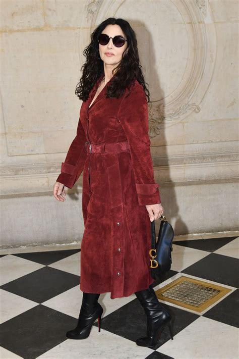 Monica Bellucci Christian Dior Haute Couture Spring