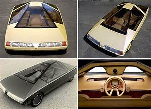 Auto Concept 81 : futuristic concept cars from the 70s and 80s visions from a retro future awesome pinterest ~ Medecine-chirurgie-esthetiques.com Avis de Voitures