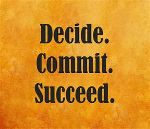 Build Commitment, Build Your Contribution | The ...