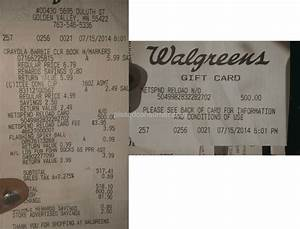 purchased 500 netspend reload card from walgreens but no With documents netspend