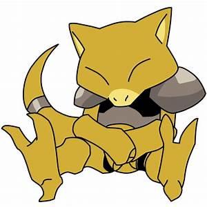 Abra - The Pokémon Wiki  Abra