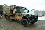 Mercedes-Benz G-Class 6x6 Light Utility Vehicle   Military ...
