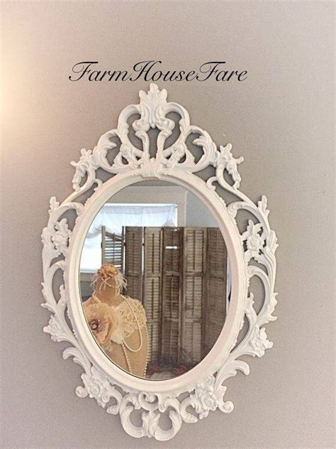 shabby chic mirrors for sale 20 best ideas of white shabby chic mirrors sale