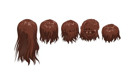 The hair is everything, it has more personality than the character itself and changes in hairstyle still, one character's hairstyle there sticks out like a sore thumb. Back Hair Pack Download by 9844 on DeviantArt