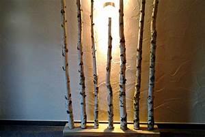 Baumstamm An Decke Befestigen : dekoration holz m belideen ~ Lizthompson.info Haus und Dekorationen