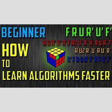 [beginner] How To Learn Algorithms Faster Youtube