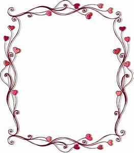 Heartshaped border 02 vector Free vector in Encapsulated ...