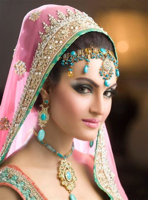 pakistani bridal makeup tutorial  steps