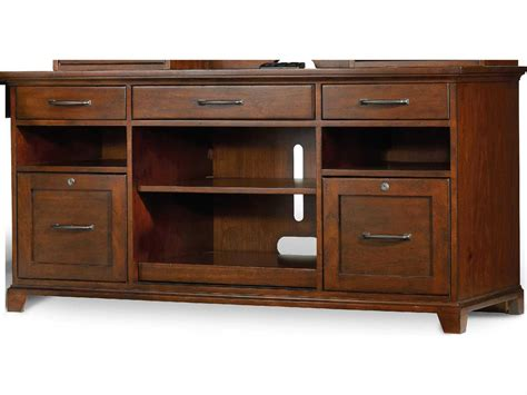 office credenza furniture wendover distressed cherry 60 l x 24 w