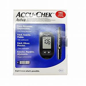 Accu Chek Guide Lancing Device Instructions