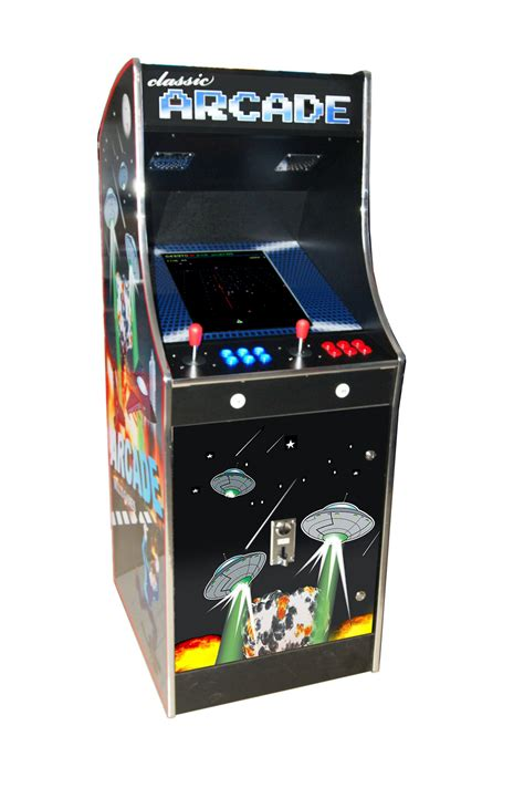 Cosmic II 60-in-1 Multi Game Arcade Machine | Liberty Games