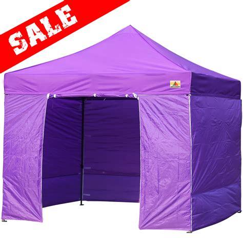 abccanopy  purple deluxe ez pop  canopy package abccanopy