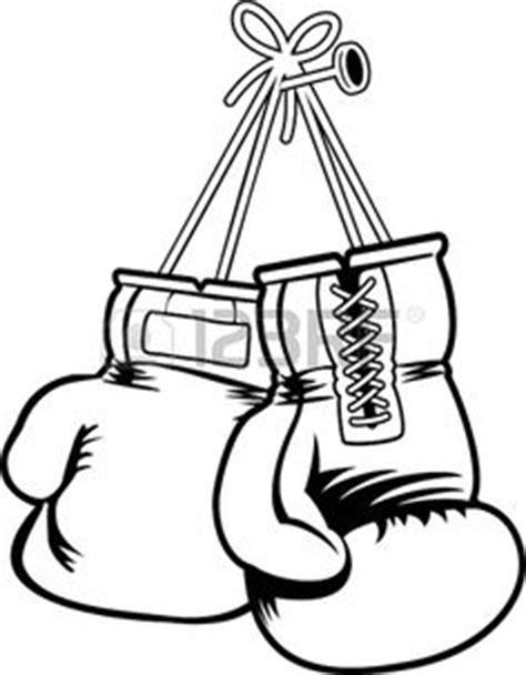 Image result for boxing gloves drawing | Cooler | Boxing gloves drawing, Boxing gloves, Box