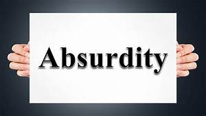 How to Pronounce ABSURDITY - YouTube