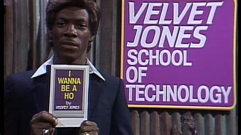 velvet jones  wanna   ho  saturday night
