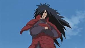 Anime Highlight: Madara Uchiha from Naruto and Naruto ...