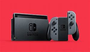 Nintendo Unveils New Switch Specifications And Operating