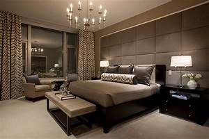 Luxury And Elegant Romantic Modern Master Bedroom Ideas ...
