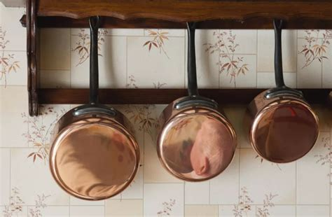 clean  care  copper cookware cichly