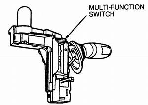 The Turn Signal Switch In My 1998 Ford Contour Does Not
