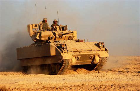 Coming Soon: M2 Bradley Infantry Fighting Vehicle ...