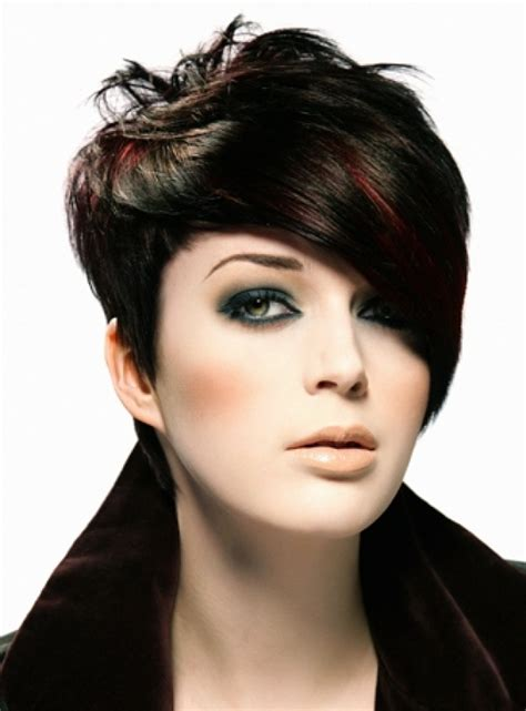 short edgy hairstyles  women elle hairstyles